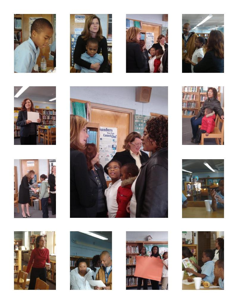 Barclay graduation highlights
