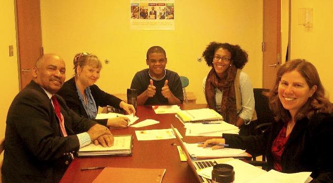 Fall 2012 Team Photo