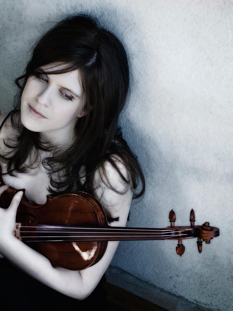 Erin Keefe, violin