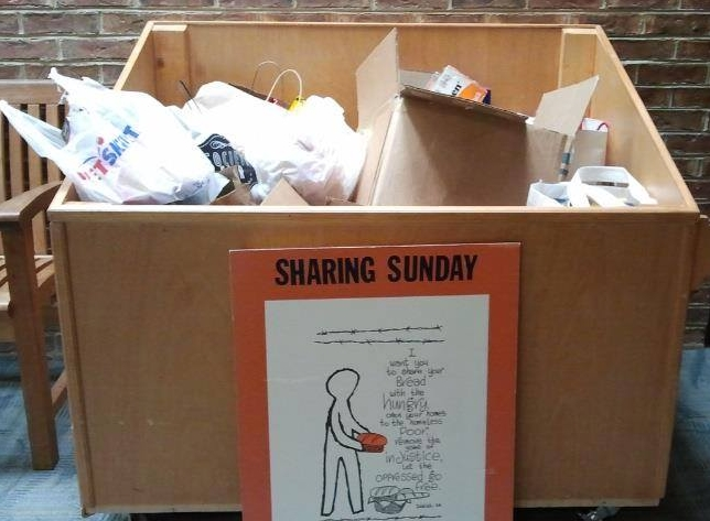 Sharing Sunday