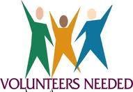 volunteer!