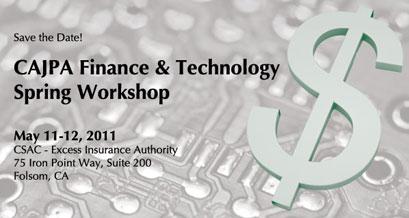 Finance & Technology Spring Workshop