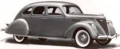 1936 Lincoln Zephyr