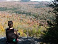 Big Deer Fall View
