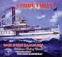 rick and the ramblers cd cover