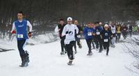 snowshoe race 2009