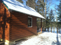 woodford cabin