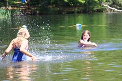 Silver Lake Swim