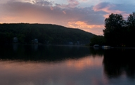 LSC sunset
