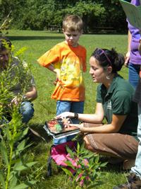 Bomoseen Nature Program