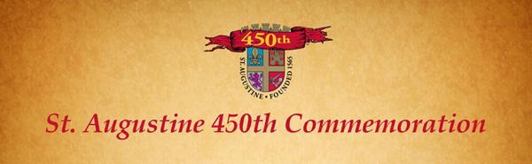 St. Augustine 450th Commemoration