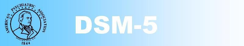 DSM-5 banner