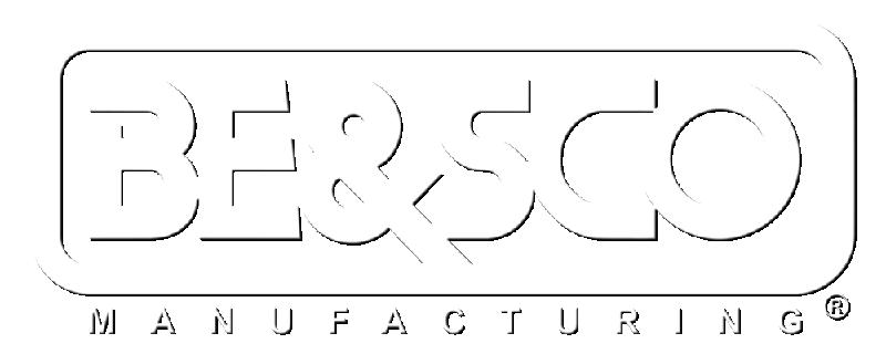 BESCO white logo