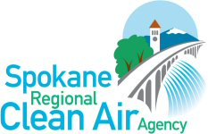 Spokane Clean Air Logo
