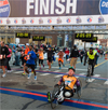 Freedom Team at Detroit Marathon