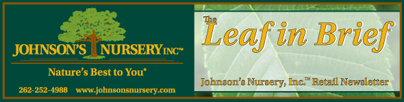 Johnson's Nursery New Website