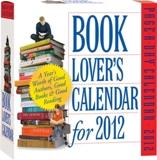 Book Lover's Calendar 2012