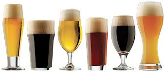Learn which beers go in which glasses