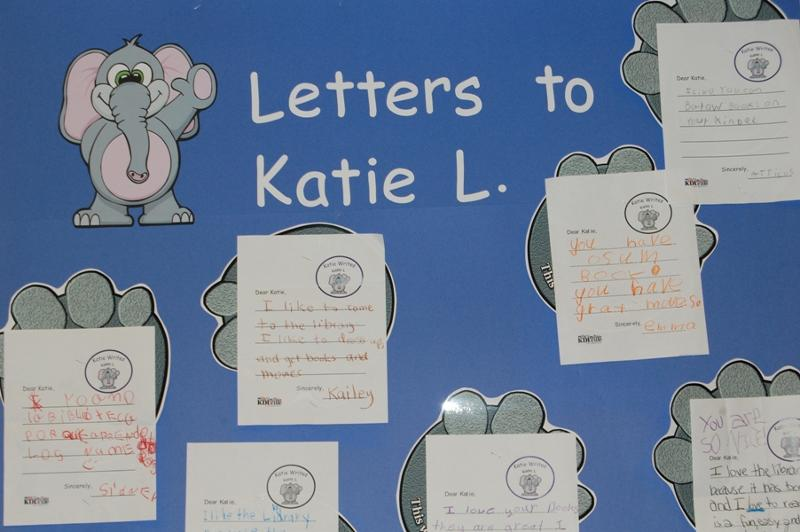 Letters to Katie L