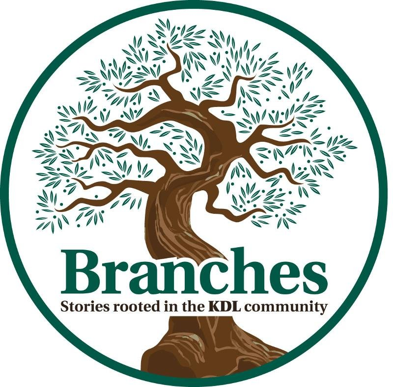 Branches stories logo