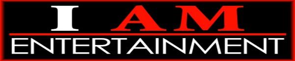 I AM Entertainment logo