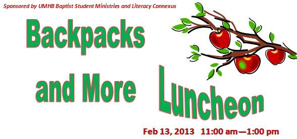 Luncheon invite