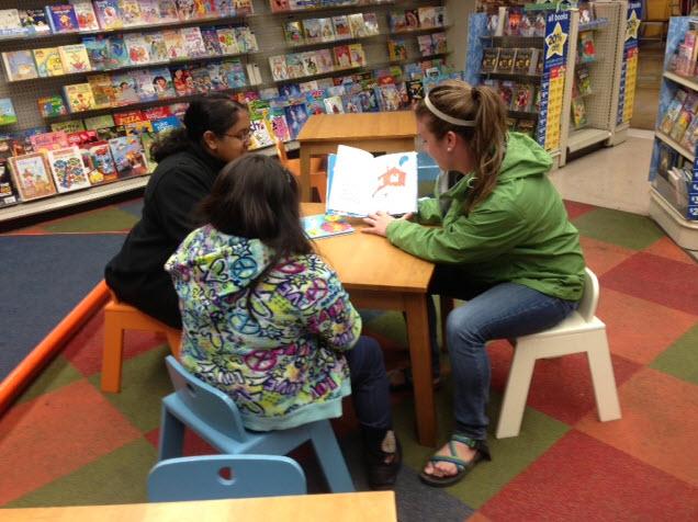 Ealge Pass Reading Center
