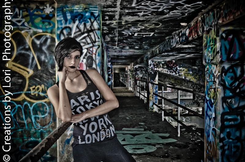 Lori Garner-Singer/Songwriter Gea Gamboa