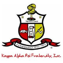 Kappa Alpha Psi Week 2011