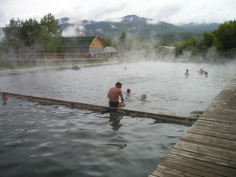 Kamchatka Hotsprings