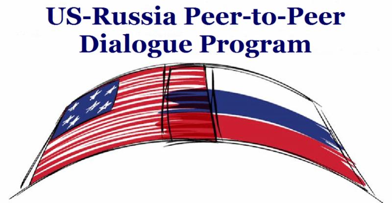 US-RUSSIA Peer-to-Peer Dialogue Program