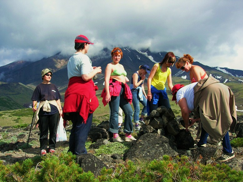 Eco-Tourism in Kamchatka