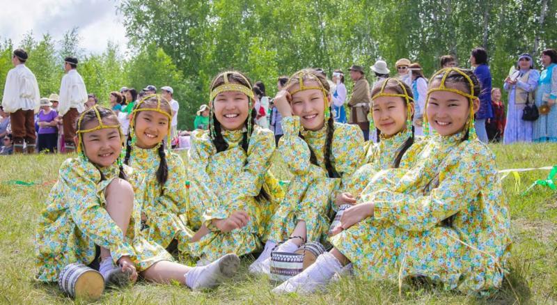 Yakutia National Festival