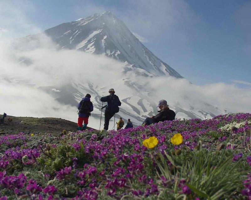 FAM trip to Kamchatka