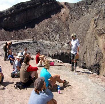 International Volcanological Field School