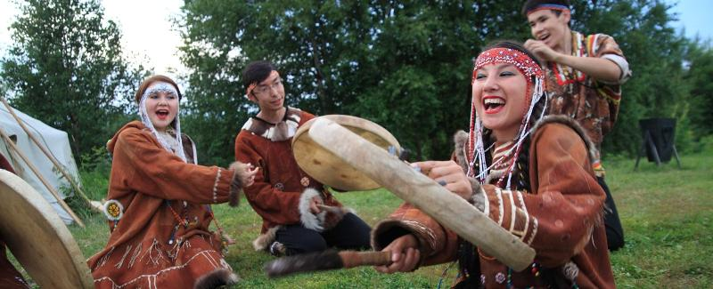 Kamchatka's native cultures