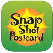 SNAP SHOT POSTCARD