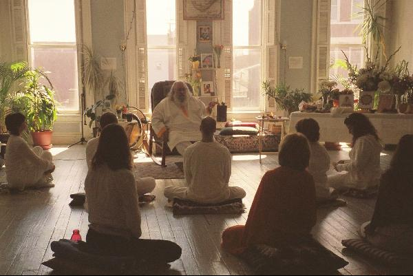 Guruji and the Sangha