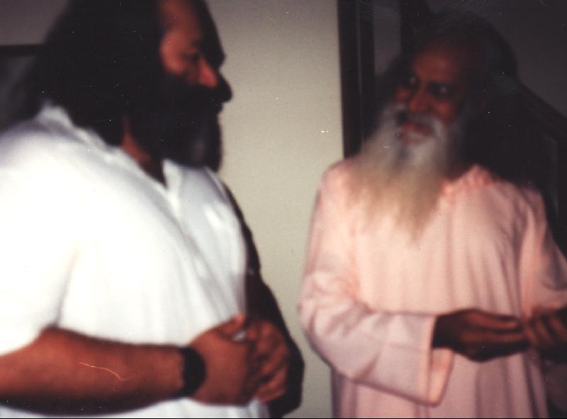 Guruji and Friends