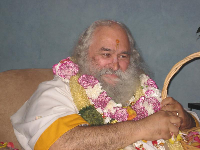 Guruji and Friends
