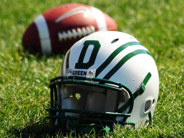 Dartmouth Football Helmet