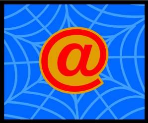 web at