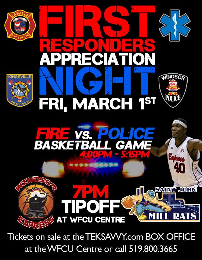 1st responders