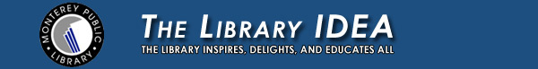 Library IDEA Newsletter