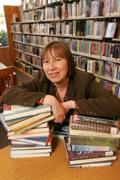 Library Director Kim Bui-Burton