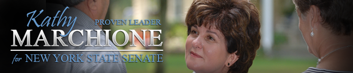 Kathy Marchione for NYS Senate