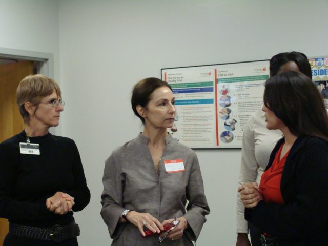 Elaine lanaris, Maria Vacca, Yorkanka Checa