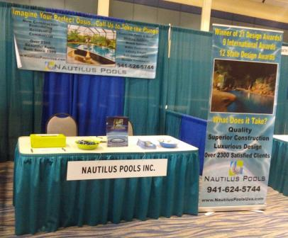 Home Show Booth 2013