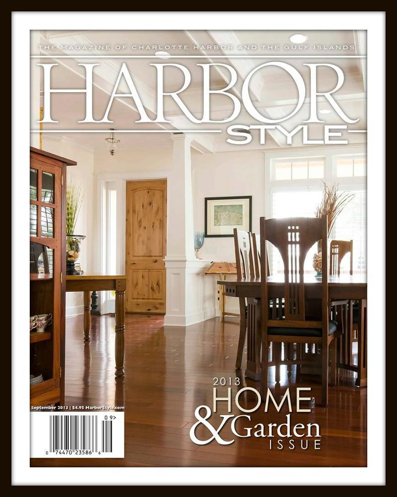 Harbor Style magazine cover