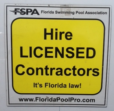FSPA hire licensed contractors